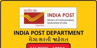 India-Post-Department -Recruitment-or-10066-GDS-Posts
